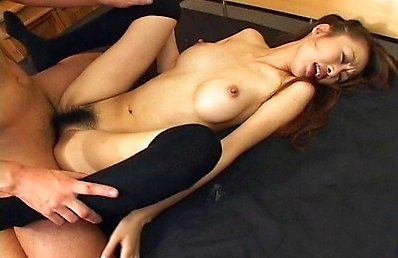 You will be blown away by this hottie Aki as she is skinny but has the perfect pair of titties and nice hard nipples! Watch her getting fingered and r